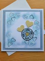 Card - Heart 005