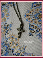 Necklace - cross VA-02