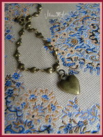 Necklace - heart VA-01