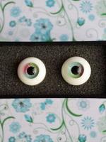 Oczy szklane - 14 mm - BS-03