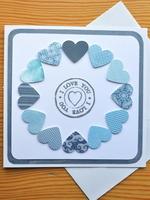 Card - Heart 006