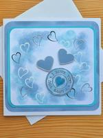 Card - Heart 007