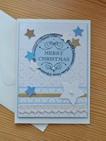 Kartka świąteczna - D022