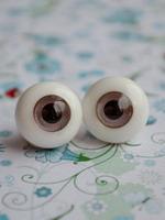 Oczy szklane - 14 mm - XB-01