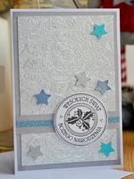 Kartka świąteczna - D040
