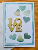Card - Heart 001