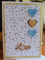 Card - Heart 008
