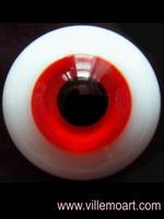 Oczy szklane - 10 mm - A28