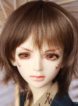 Peruka ID 1/4 - Shukaku