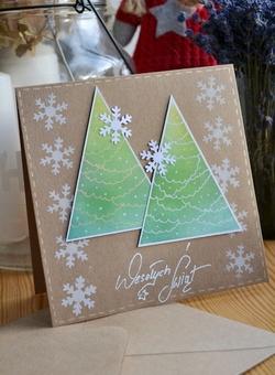 Kartka świąteczna - D041