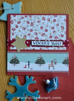 Christmas Card - D009