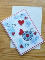 Card - Heart 002
