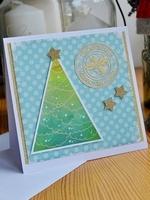 Kartka świąteczna - D042