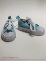 Shoes can13-001 - blue