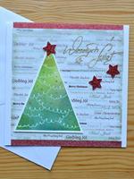 Kartka świąteczna - D043