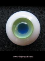 Glass eyes - 16mm - F24