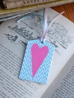 Bookmark - HEART - 4 colors
