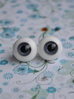 Oczy szklane - 14 mm - XB-14