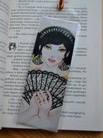 Bookmark - The Fan
