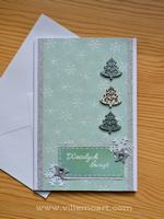 Kartka świąteczna - D015