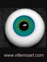 glass eyes - 16 mm - D10 LG