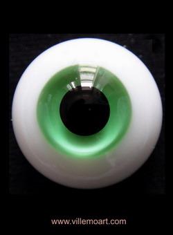 Oczy szklane - 16mm - A17