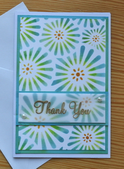 Thank You CARD - TH002