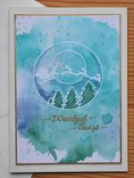 Kartka świąteczna - D032