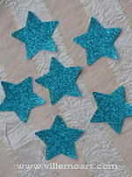 Stars - 6 -scrapbooking - BlueGlitter