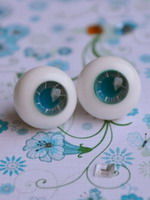 Glass eyes - 14mm - AS15