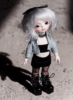 Dollzone Mini - Scarecrow Hal
