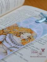 Bookmark - Daisies