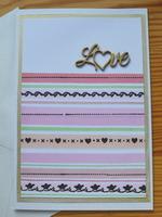 Card - Heart 003