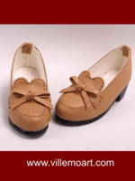 Shoes 1/4 - 1762 - light brown