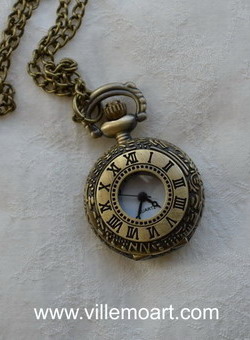 Zegarek kieszonkowy - R002