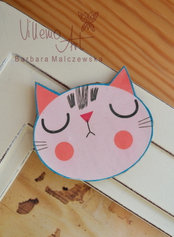 Magnes - Pink Kitty