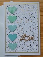 Card - Heart 004