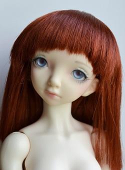 Peruka BLYTHE - 11-006 - brown
