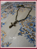 Necklace - cross VA-01