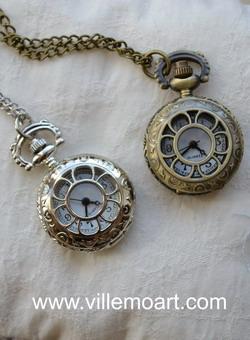 Zegarek kieszonkowy - R003